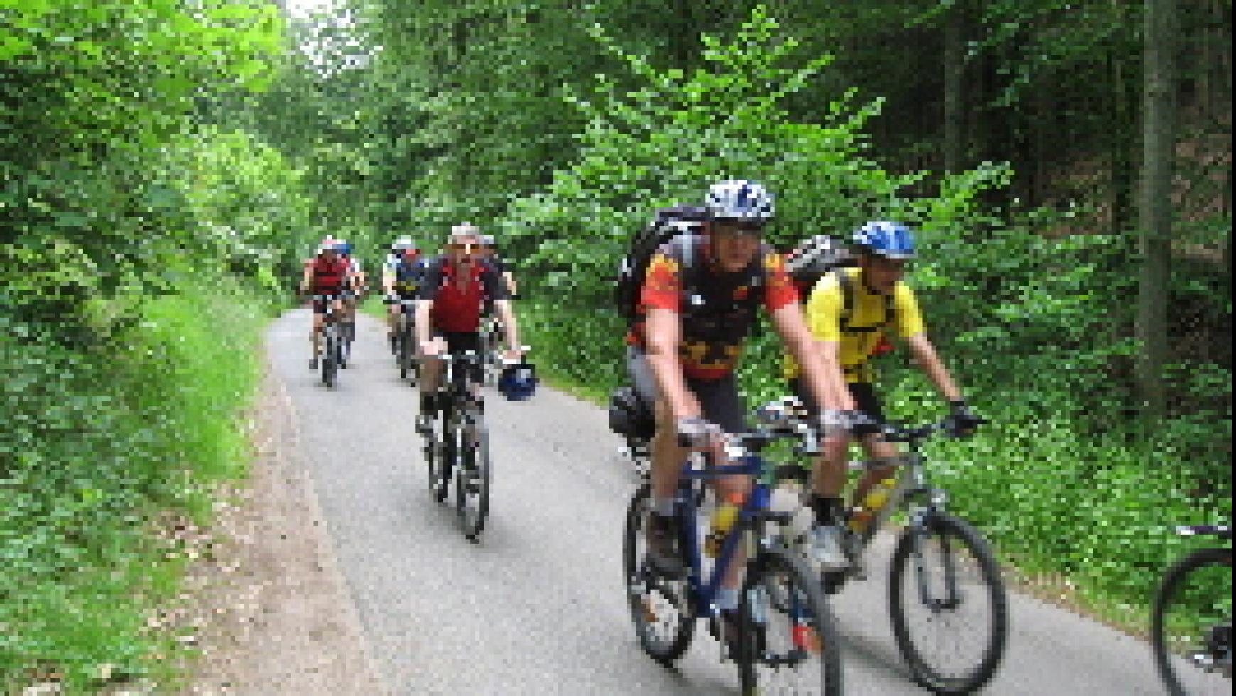 1. Palatinocross MTB Tour 2009