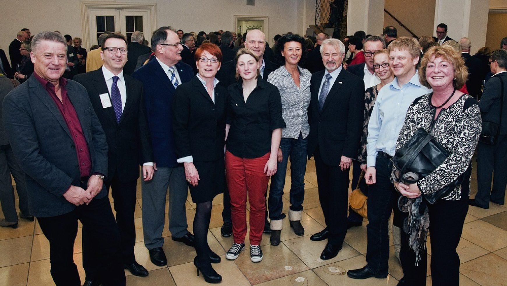 Erster Parlamentarischer Abend der Weiterbildung in Rheinland-Pfalz