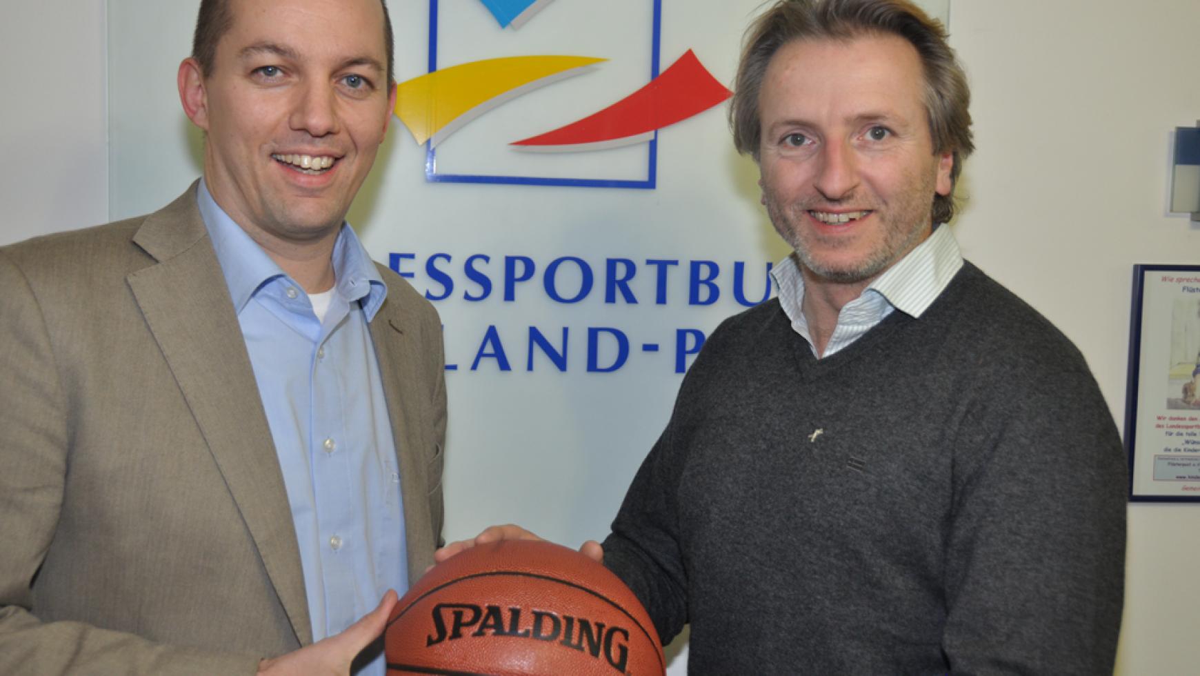 Basketballverband sorgt für weitere Sportlichkeit