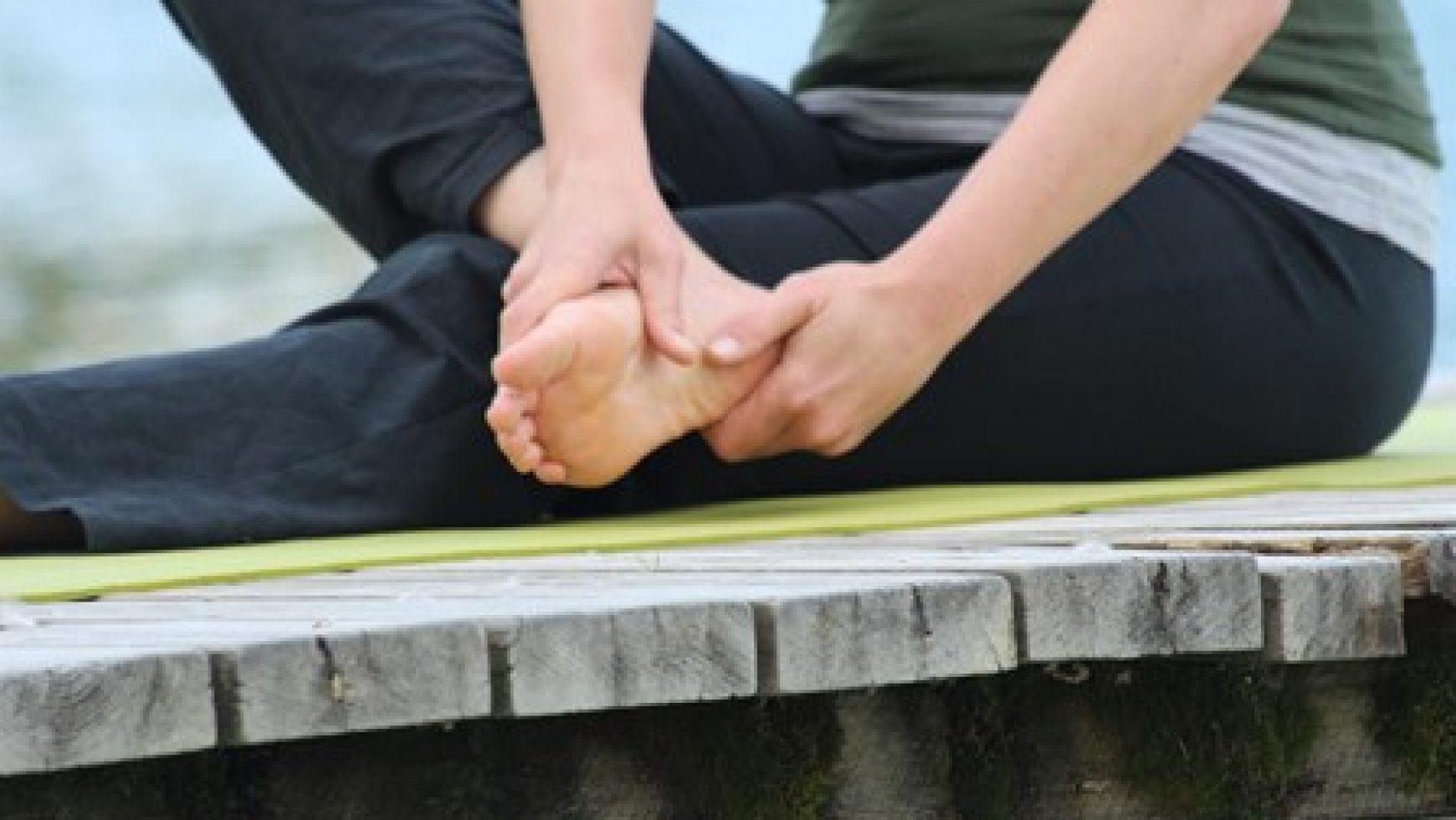 Übung – Passive Fußverschraubung