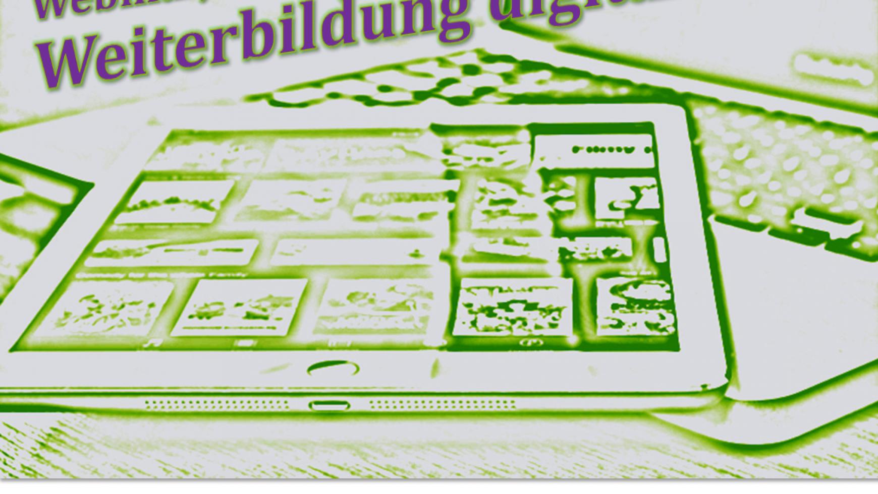 Webinar – Weiterbildung digital, 29.02.2016, 15:00 – 17:00 Uhr