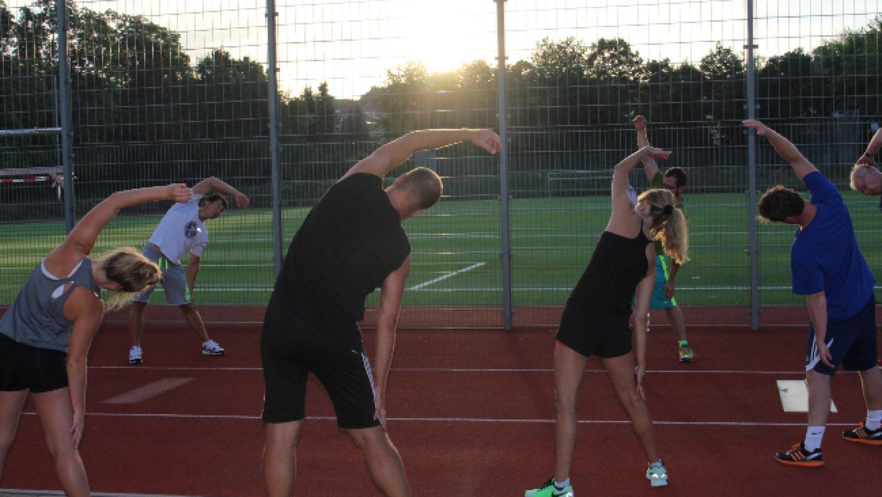 Weiterer Kurs Fitness-Mix für Frühaufsteher startet bald!