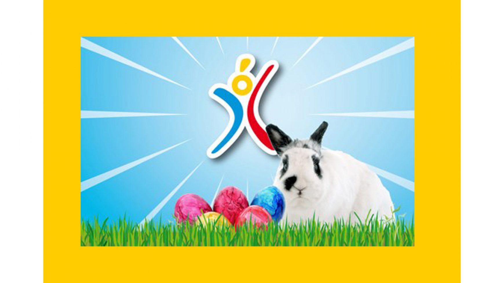 Es ist das Osterfest alljährlich für den Hasen recht beschwerlich.