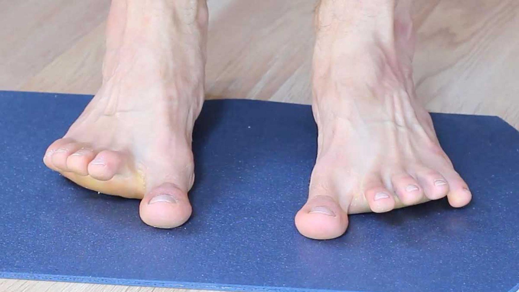 Toega – Effektive Übungen für Füße und Zehen