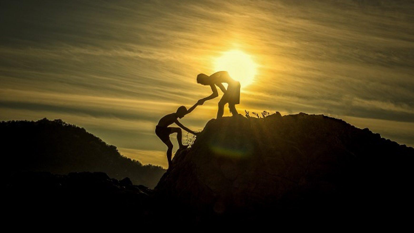 Gemeinsam an die Spitze