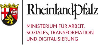 Logo Ministerium für Arbeit, Soziales, Transformation und Digitalisierung