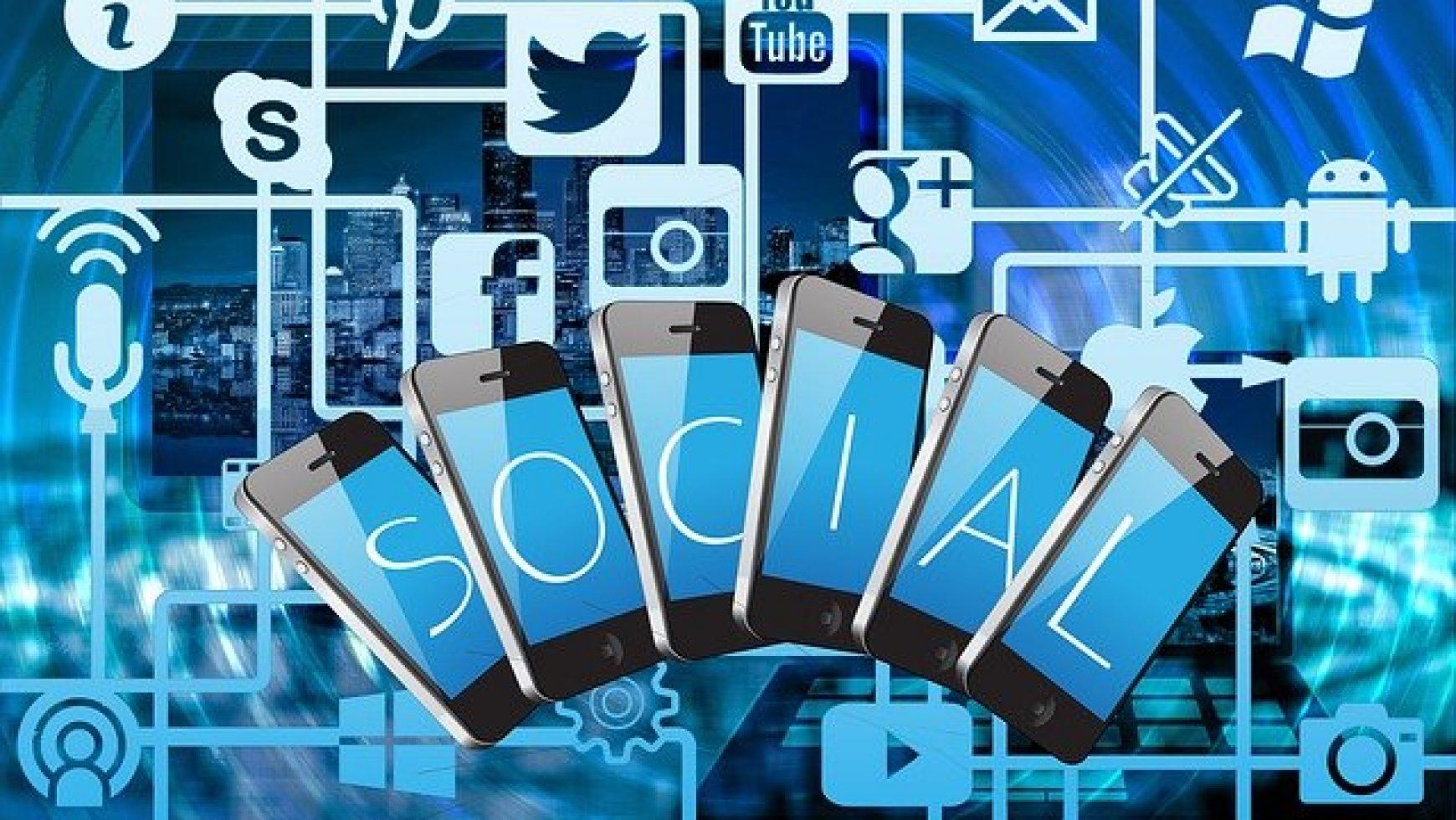 FRISCHE BRISE MIT SOCIAL MEDIA